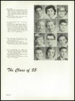 1955 Yuma Union High School Yearbook Page 30 & 31