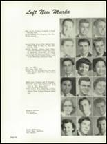 1955 Yuma Union High School Yearbook Page 36 & 37