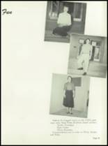 1955 Yuma Union High School Yearbook Page 38 & 39