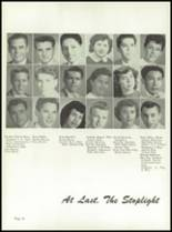 1955 Yuma Union High School Yearbook Page 40 & 41