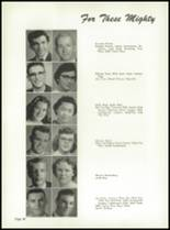 1955 Yuma Union High School Yearbook Page 42 & 43