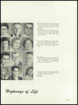 1955 Yuma Union High School Yearbook Page 44 & 45