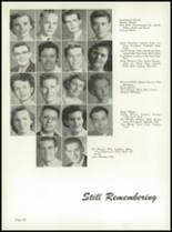 1955 Yuma Union High School Yearbook Page 46 & 47