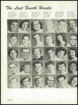 1955 Yuma Union High School Yearbook Page 50 & 51