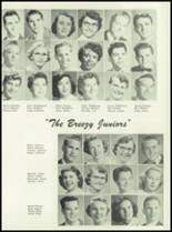 1955 Yuma Union High School Yearbook Page 52 & 53