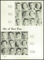 1955 Yuma Union High School Yearbook Page 54 & 55