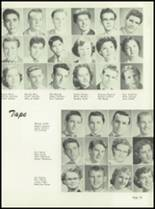 1955 Yuma Union High School Yearbook Page 56 & 57