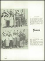 1955 Yuma Union High School Yearbook Page 62 & 63