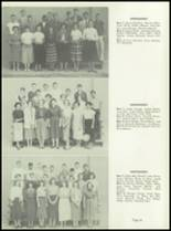 1955 Yuma Union High School Yearbook Page 64 & 65