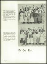 1955 Yuma Union High School Yearbook Page 70 & 71