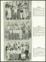 1955 Yuma Union High School Yearbook Page 72 & 73