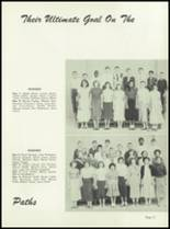 1955 Yuma Union High School Yearbook Page 74 & 75