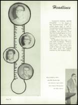 1955 Yuma Union High School Yearbook Page 82 & 83