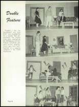 1955 Yuma Union High School Yearbook Page 88 & 89