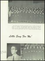 1955 Yuma Union High School Yearbook Page 94 & 95