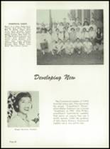 1955 Yuma Union High School Yearbook Page 98 & 99