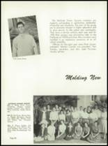 1955 Yuma Union High School Yearbook Page 100 & 101