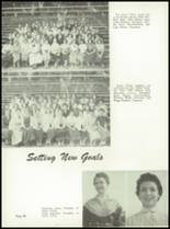 1955 Yuma Union High School Yearbook Page 102 & 103