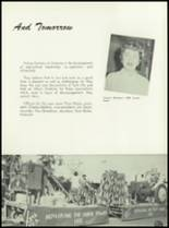 1955 Yuma Union High School Yearbook Page 104 & 105