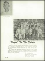 1955 Yuma Union High School Yearbook Page 106 & 107