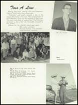1955 Yuma Union High School Yearbook Page 108 & 109