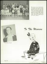 1955 Yuma Union High School Yearbook Page 110 & 111