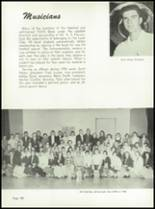 1955 Yuma Union High School Yearbook Page 112 & 113