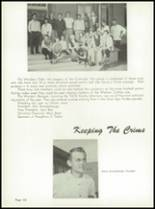 1955 Yuma Union High School Yearbook Page 114 & 115