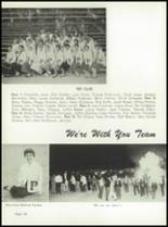 1955 Yuma Union High School Yearbook Page 116 & 117