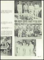 1955 Yuma Union High School Yearbook Page 120 & 121