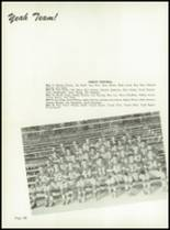 1955 Yuma Union High School Yearbook Page 124 & 125