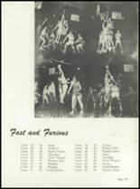 1955 Yuma Union High School Yearbook Page 130 & 131