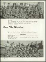 1955 Yuma Union High School Yearbook Page 138 & 139