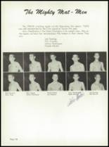1955 Yuma Union High School Yearbook Page 140 & 141