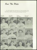 1955 Yuma Union High School Yearbook Page 142 & 143