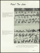 1955 Yuma Union High School Yearbook Page 144 & 145