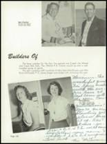 1955 Yuma Union High School Yearbook Page 148 & 149