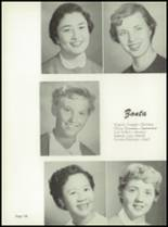 1955 Yuma Union High School Yearbook Page 150 & 151