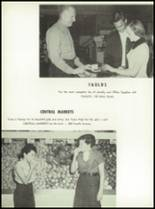 1955 Yuma Union High School Yearbook Page 162 & 163