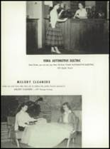 1955 Yuma Union High School Yearbook Page 164 & 165