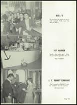 1955 Yuma Union High School Yearbook Page 166 & 167