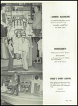 1955 Yuma Union High School Yearbook Page 168 & 169