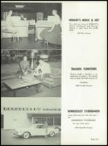 1955 Yuma Union High School Yearbook Page 170 & 171