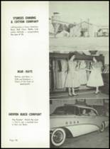 1955 Yuma Union High School Yearbook Page 174 & 175
