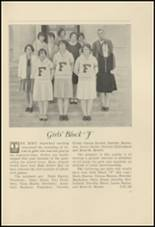 1928 Churchill County High School Yearbook Page 44 & 45