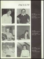1981 Pioneer-Westfield High School Yearbook Page 10 & 11