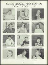1981 Pioneer-Westfield High School Yearbook Page 12 & 13
