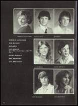 1981 Pioneer-Westfield High School Yearbook Page 22 & 23