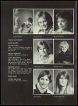 1981 Pioneer-Westfield High School Yearbook Page 26 & 27