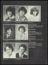 1981 Pioneer-Westfield High School Yearbook Page 28 & 29